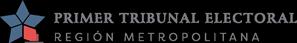 Primer Tribunal Electoral Metropolitano Logo